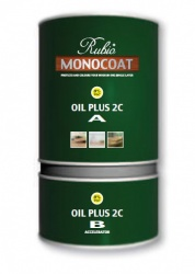 Масло Rubio Monocoat Oil Plus 2C цвет